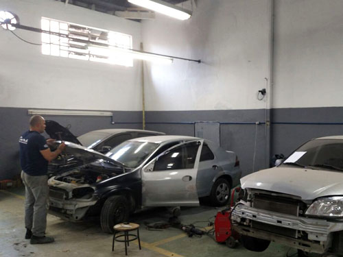 Pintura de Carros em Santos