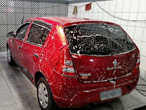Lavagem de Carros em Santos